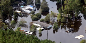 U.S. Army forces rescued 372 persons from Hurricane Florence Floods