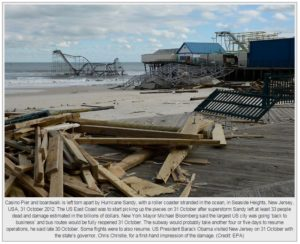 Coastal Resiliency Plan Missing Urgency and Action